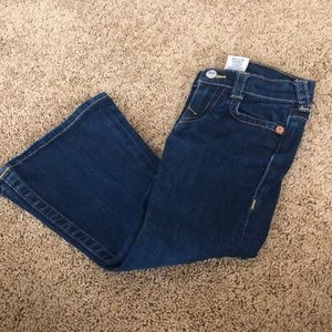Super cute bootcut True Religion jeans